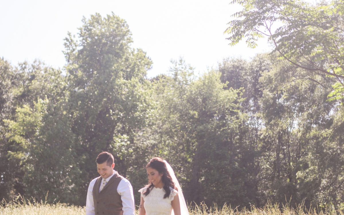 Charming Rustic Plantation Wedding