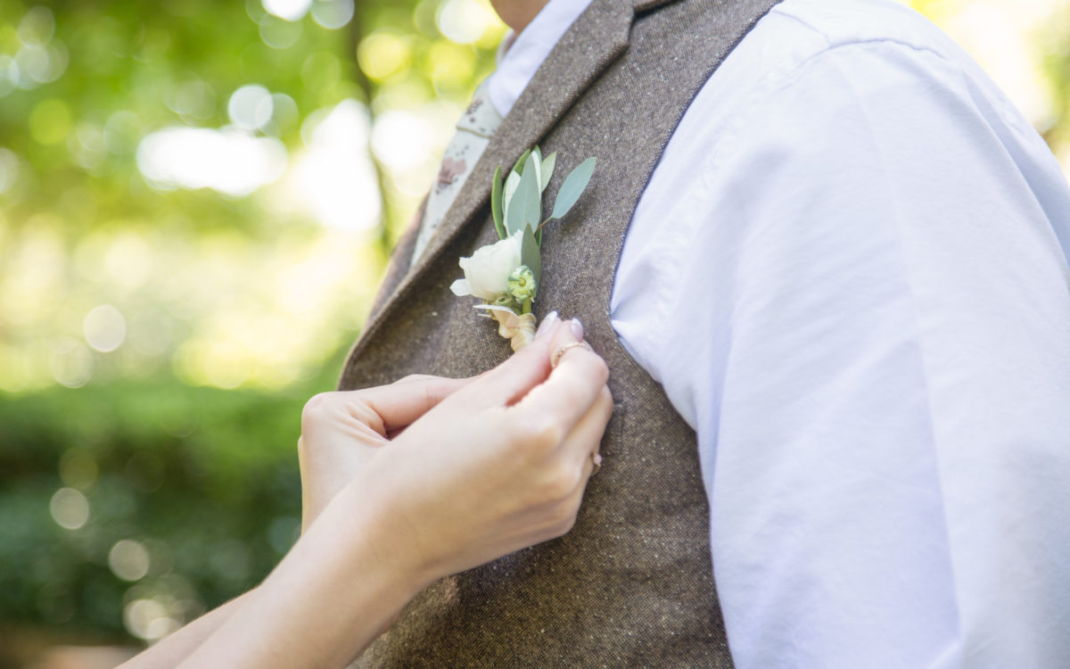 Out-of-the-Box Boutonnières